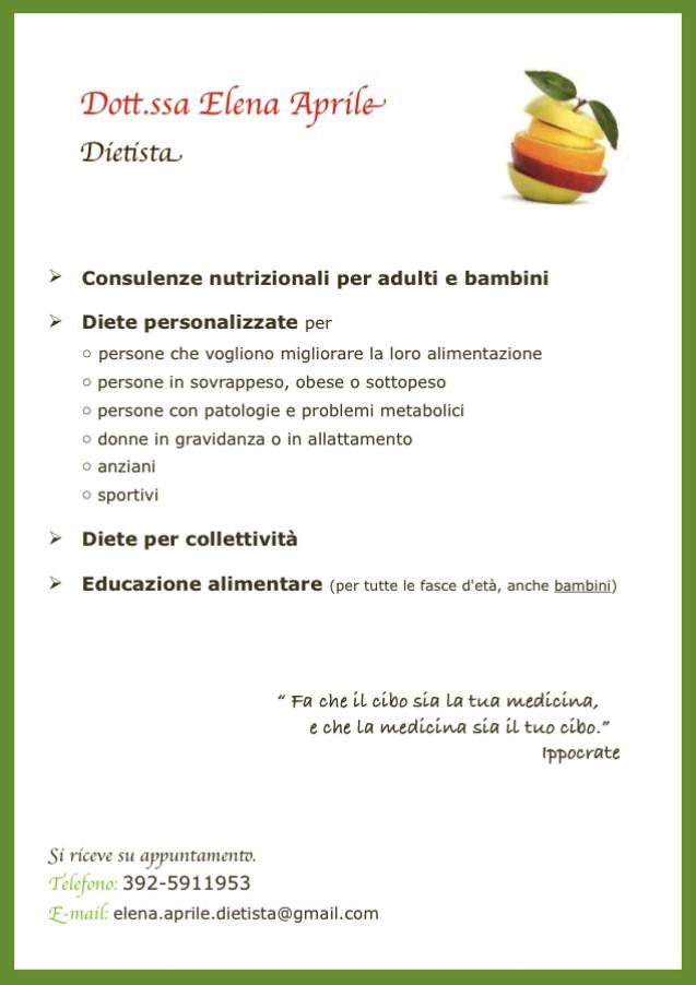 dietista si