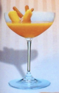 Frullato carota e mango