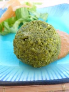Crocchetta di couscous