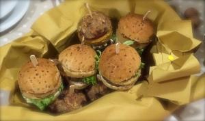 Burger ceci e patate