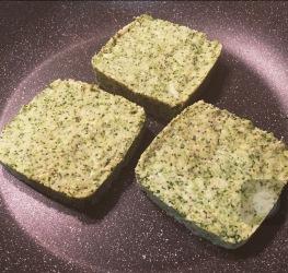 Burger di broccoli e ceci