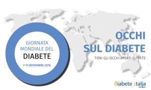 Giornata Mondiale del Diabete 2016