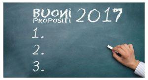 Buoni propositi 2017